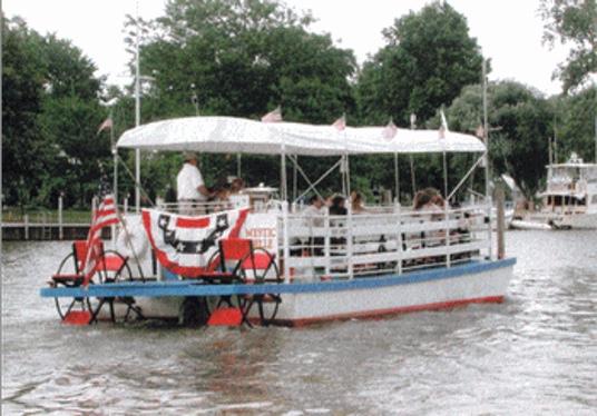 The Mystic Belle River Tours Coolcleveland